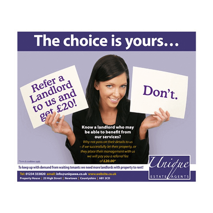 job leaflets