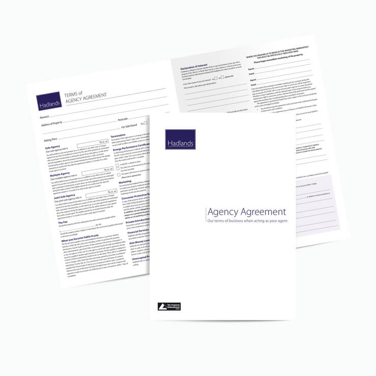 Estate Agent Agreement Template | Ncr