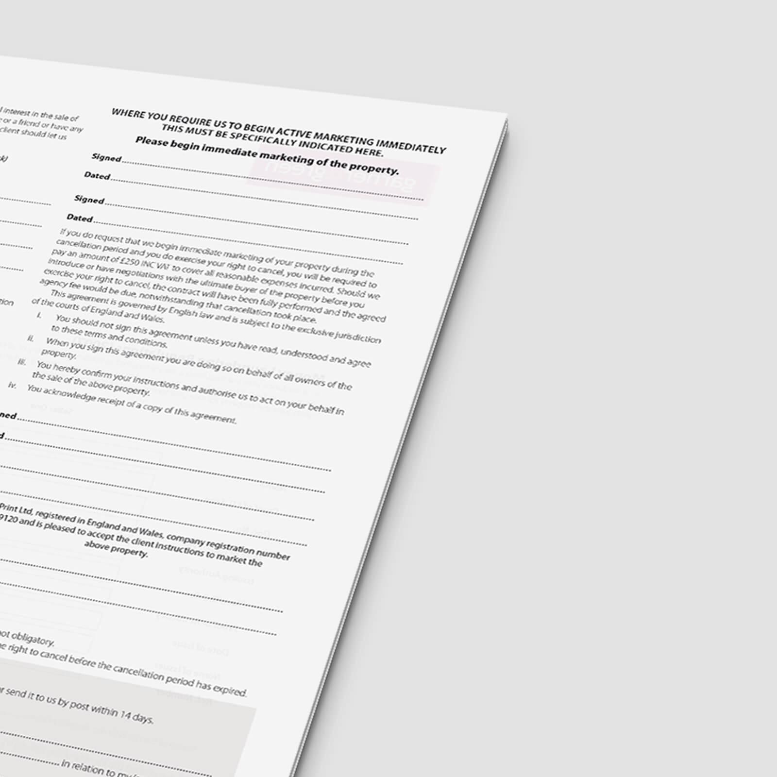 International Commercial Agency Agreement Sample Template Mandegar