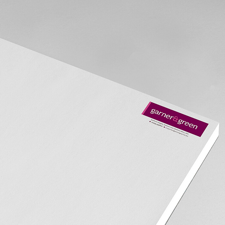 Estate Agent stationery 03