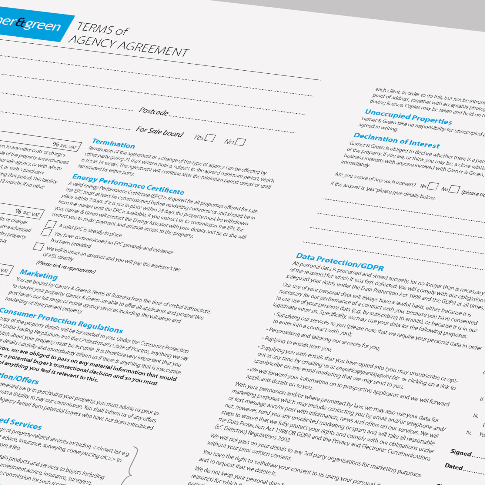 Estate agent agreement template ncr estate agents agreement template featurehead ncr sales 02 platinumwayz