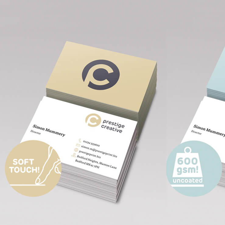 Estate Agents Business Cards | Touting cards