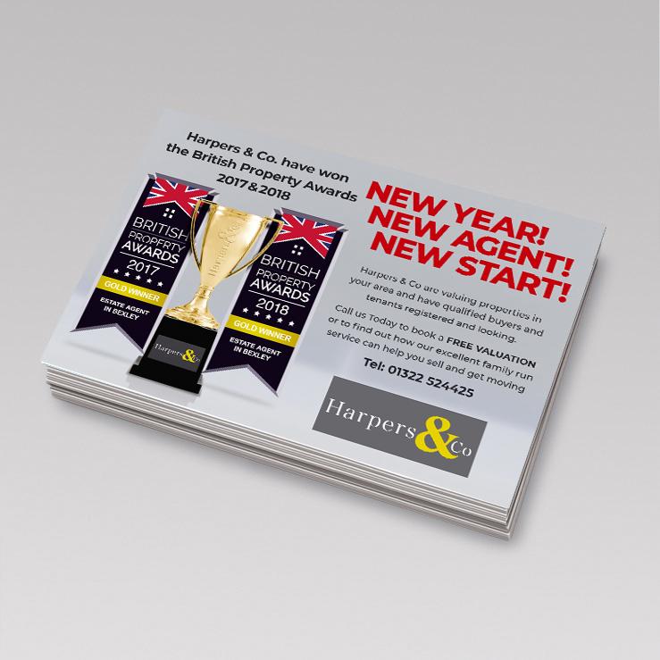 Estate Agents Leaflets | Estate Agent Flyers | Templates | Ideas