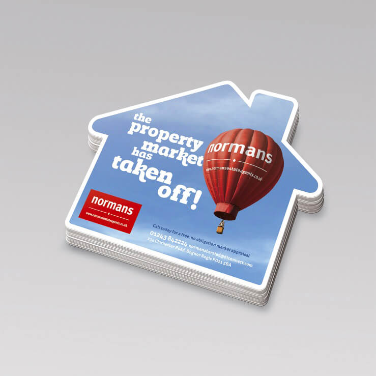 Shaped Leaflets title=