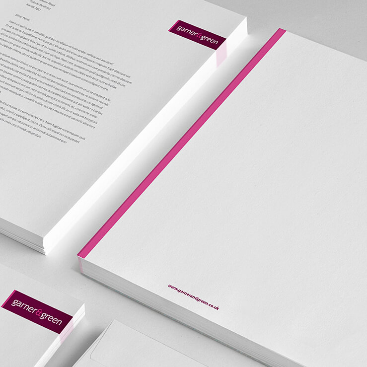 Estate Agent stationery 02